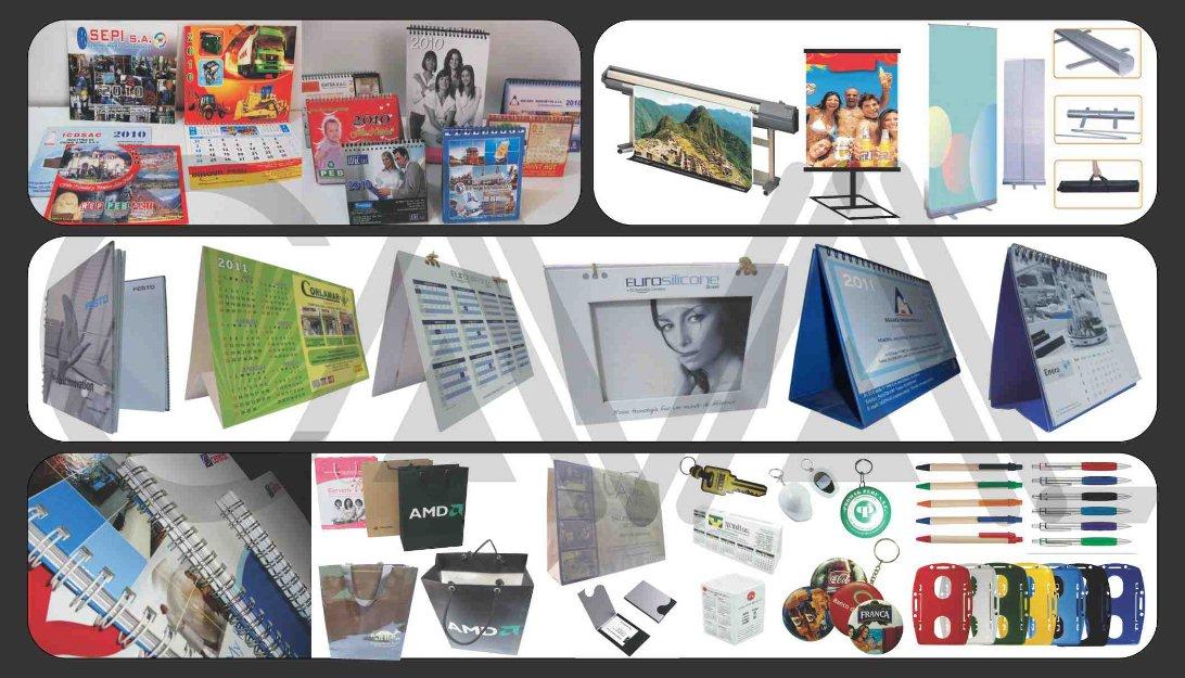G-Print. Servicios de impresión y marketing